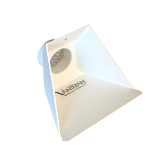 Vaniman Fish Mouth Dust Collection Accessory